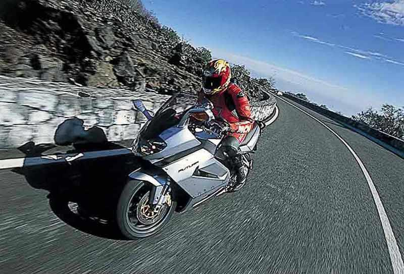 APRILIA RST1000 FUTURA (2001-2003) Motorcycle Review | MCN