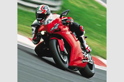 Ducati 1098 motorcycle review - Riding