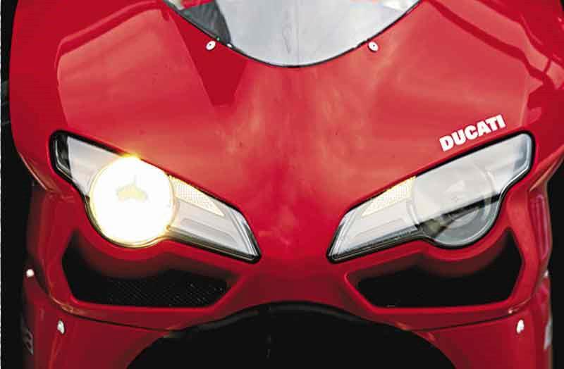 Ducati 1098 20072011 Review Mcn