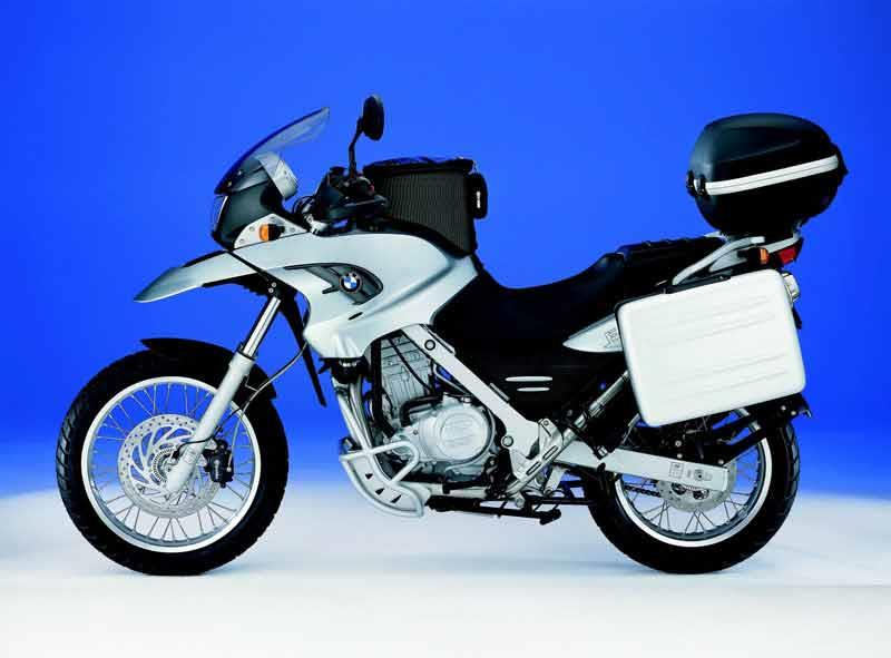 Bmw F650 1993 2007 Review
