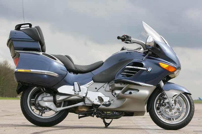 Bmw K1200lt 1999 2007 Review Speed Specs Prices Mcn