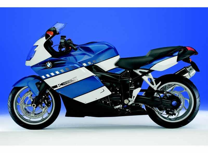 bmw k1200s 2004 2008 review speed specs prices mcn. Black Bedroom Furniture Sets. Home Design Ideas