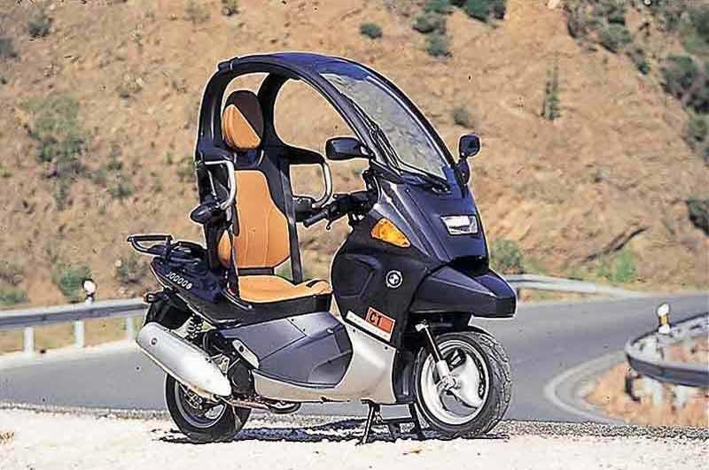 Bmw C1 125 2000 2002 Review