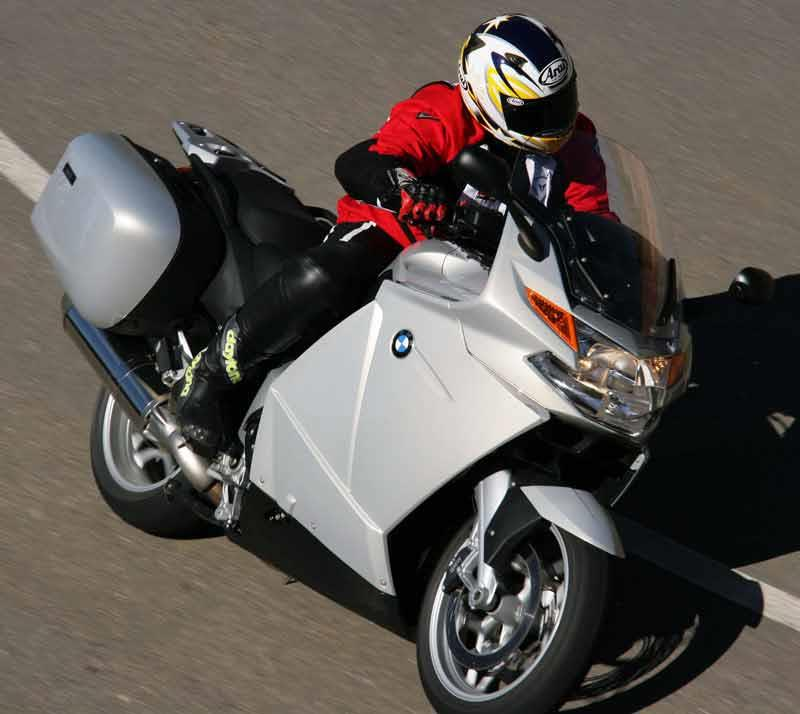 bmw k1200gt 2006 2008 review speed specs prices mcn. Black Bedroom Furniture Sets. Home Design Ideas