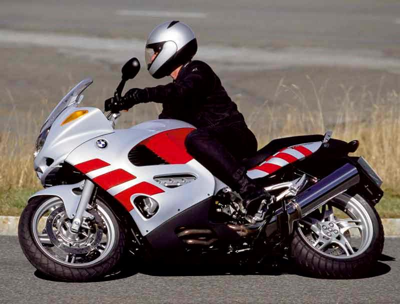 BMW K1200RS (1997-2005) Review   Speed, Specs & Prices   MCN