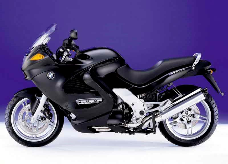 marvelous bmw rs1200 #5: ... BMW K1200RS motorcycle review - Side view ...