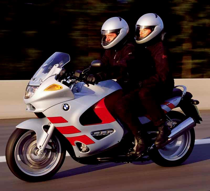 Bmw K1200rs 1997 2005 Review Speed Specs Prices Mcn