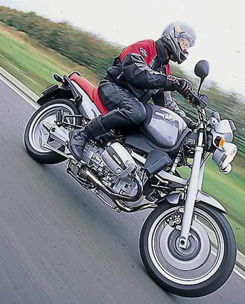 Bmwr: BMW R1100R (1995-2003) Review