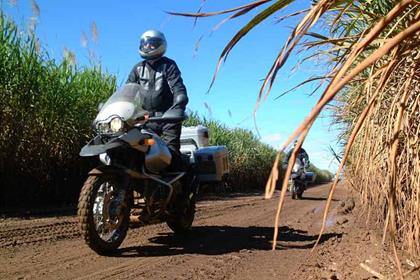 BMW R1150GS Adventure motorcycle review - Riding