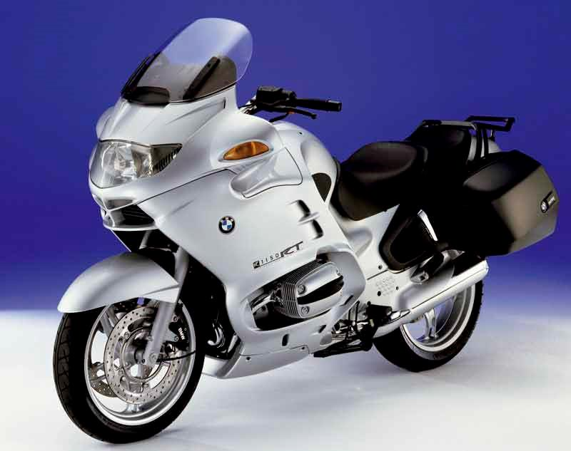 Bmw r1150rt 2001 2005 review mcn bmw r1150rt motorcycle review side view fandeluxe Images
