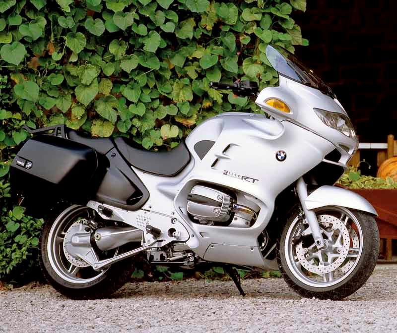 Bmw r1150rt 2001 2005 review mcn top view bmw r1150rt motorcycle review side view fandeluxe Images