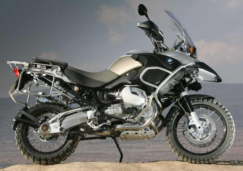 bmw r1200gs adventure (2006-2009) review | mcn