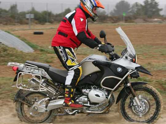 BMW R1200GS ADVENTURE  (2006-2009)