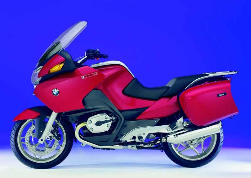 Bmw R1200rt 2005 2009 Review Speed Specs Prices Mcn