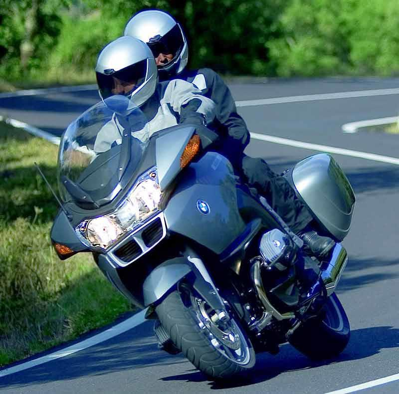Bmwr: BMW R1200RT (2005-2009) Review