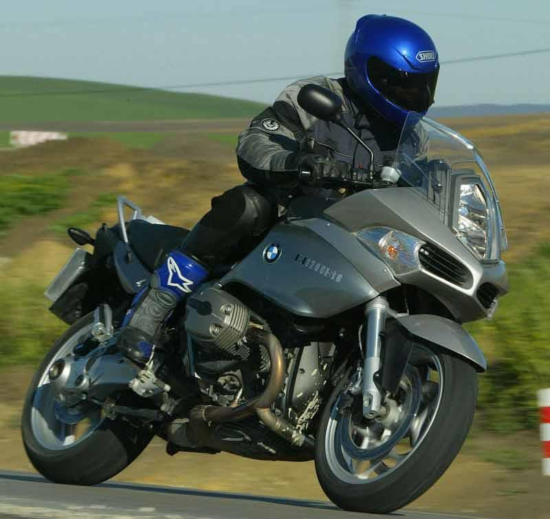 BMW R1200ST (2005-2007) Review