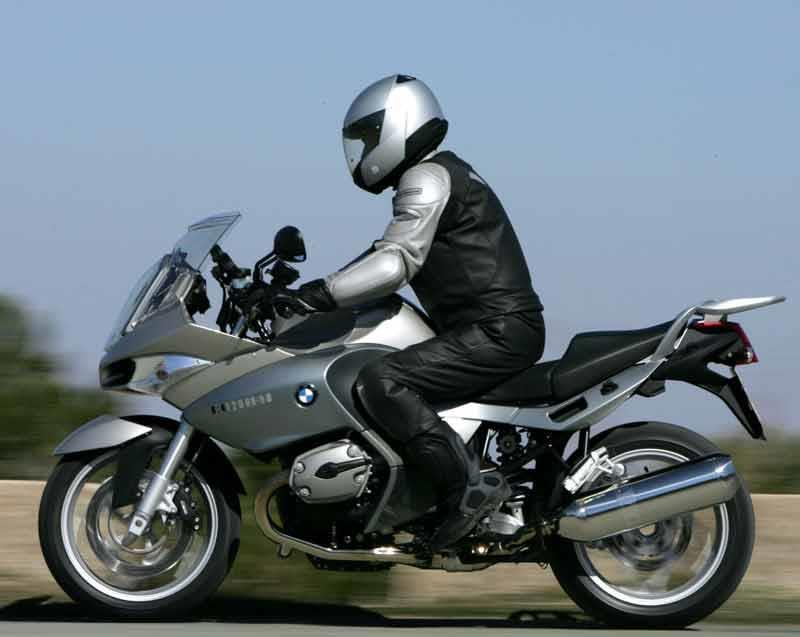 Bmw R1200st 2005 2007 Review Mcn