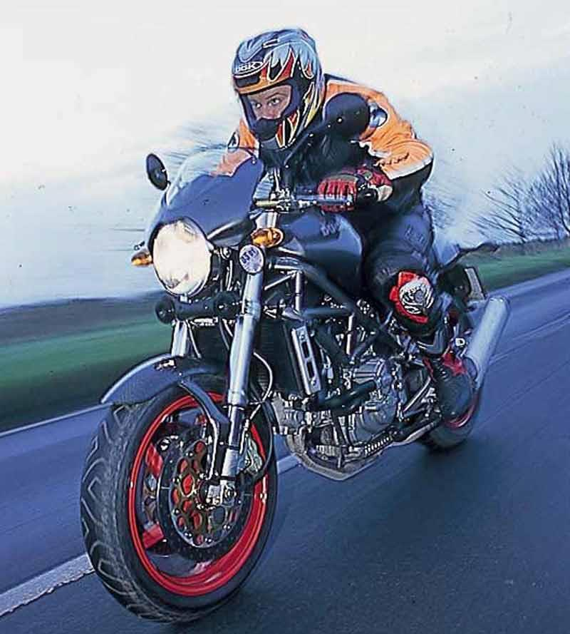 ducati monster s4 2001 2007 review mcn. Black Bedroom Furniture Sets. Home Design Ideas