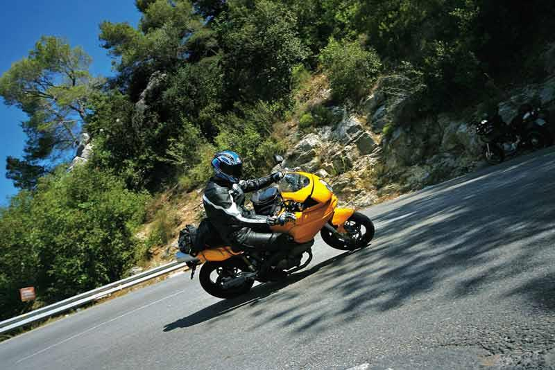 ducati multistrada 620 (2005-2007) review | mcn