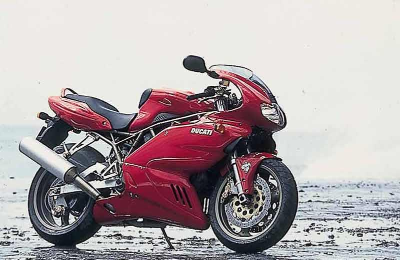Ducati 900ss 1990 2002 review mcn ducati 900ss motorcycle review riding ducati 900ss motorcycle review side view fandeluxe Images