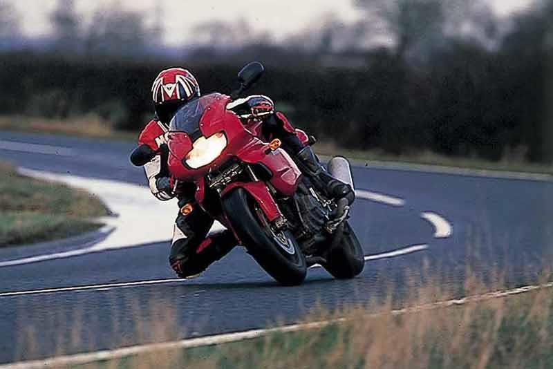 ducati 750ss (1991-2002) review | mcn