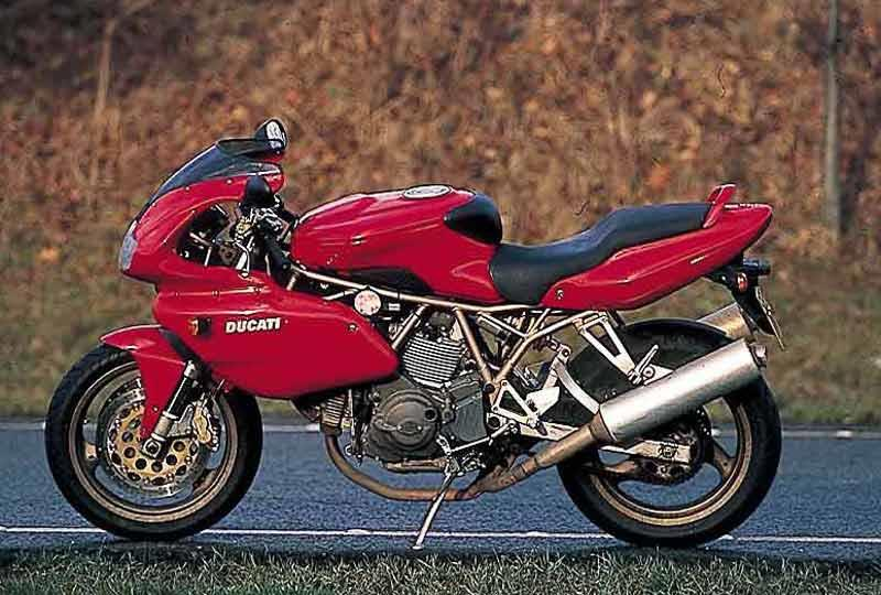 ducati 750ss 1991 2002 review mcn. Black Bedroom Furniture Sets. Home Design Ideas