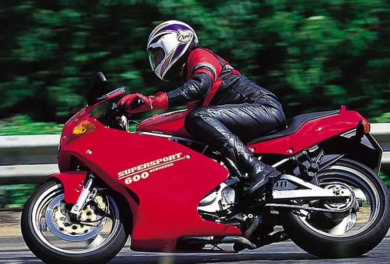 ducati 600ss (1993-1999) review | mcn