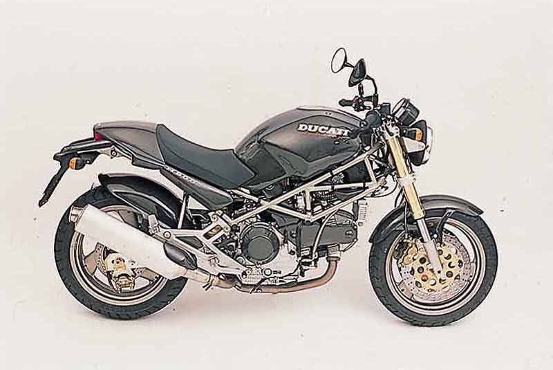 ducati monster 600 (1993-2001) review   mcn