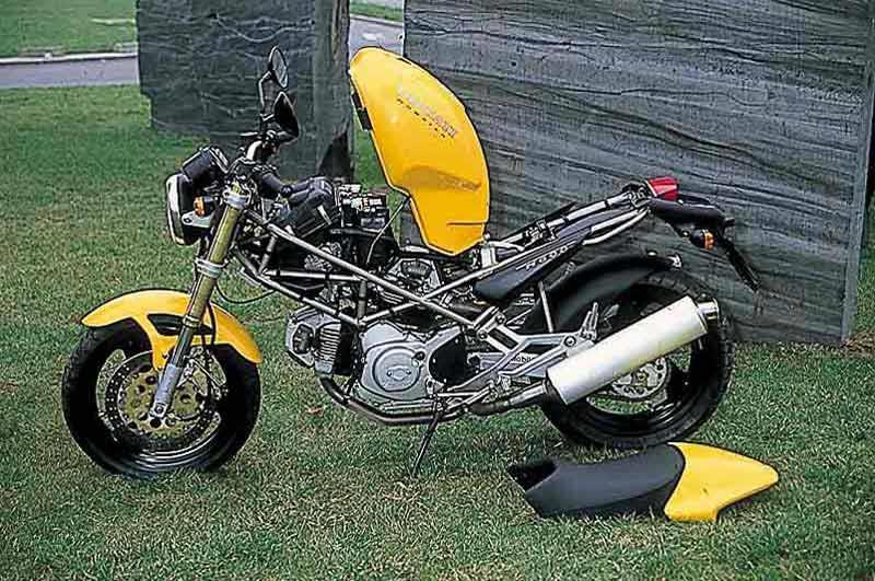 Ducati Monster 600 1993 2001 Review Specs Prices Mcn