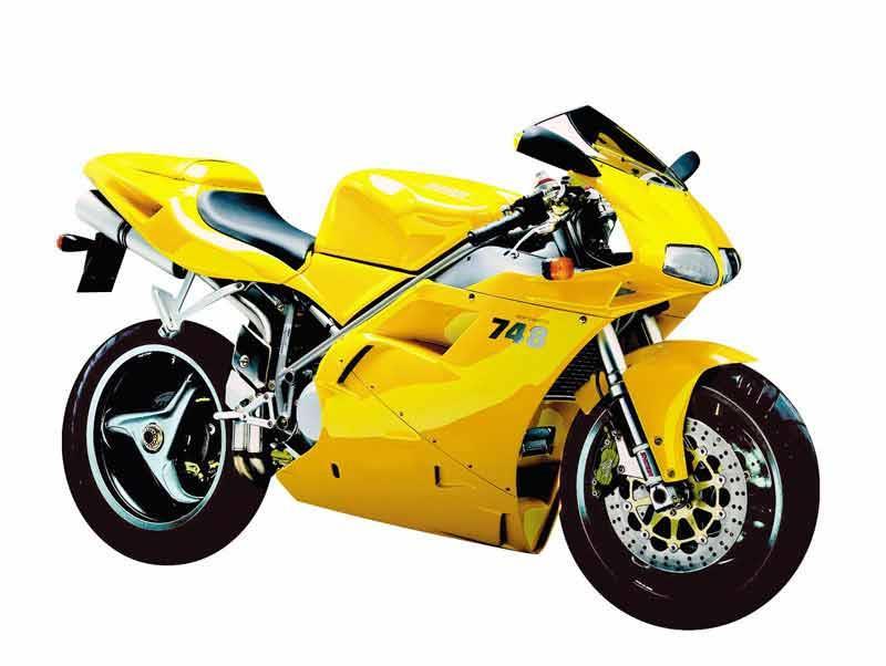 ducati 748 (1994-2003) review | mcn