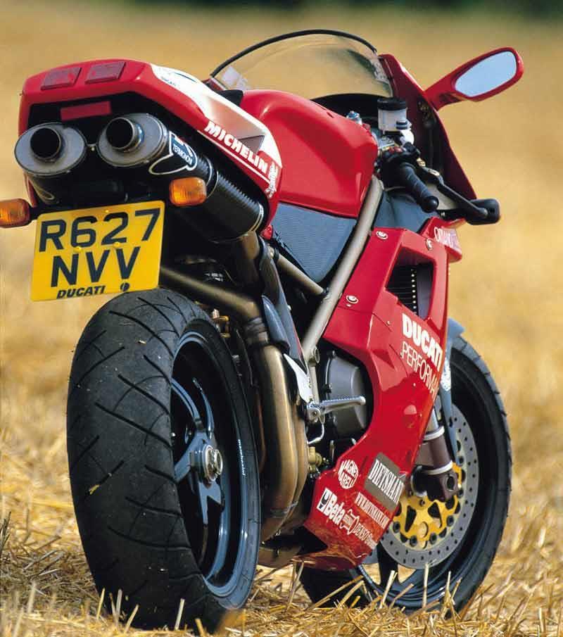Ducati Ss Battery