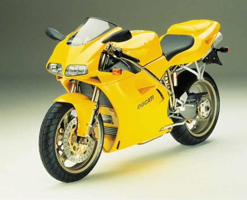 DUCATI 998 (1994-2005) Review | MCN