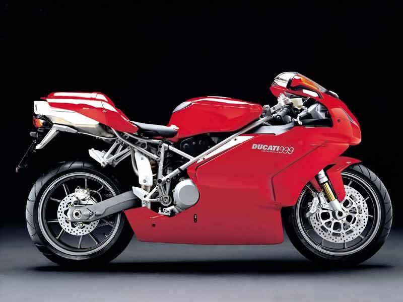 ducati 999 (2003-2006) review   mcn