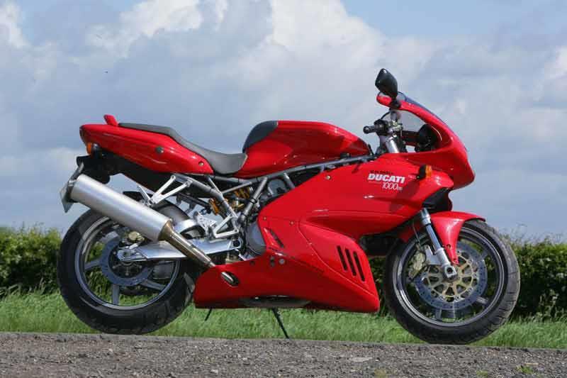 Ducati 1000 ss