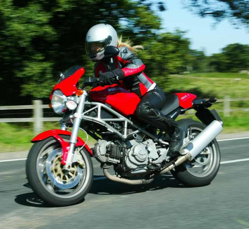 Ducati M620 Motorcycle Review