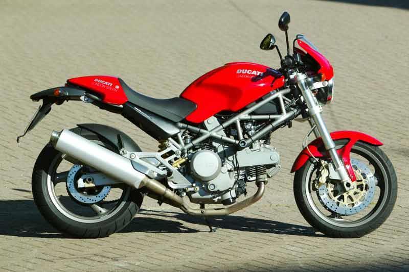 Ducati Monster 620 2001 2006 Review Mcn
