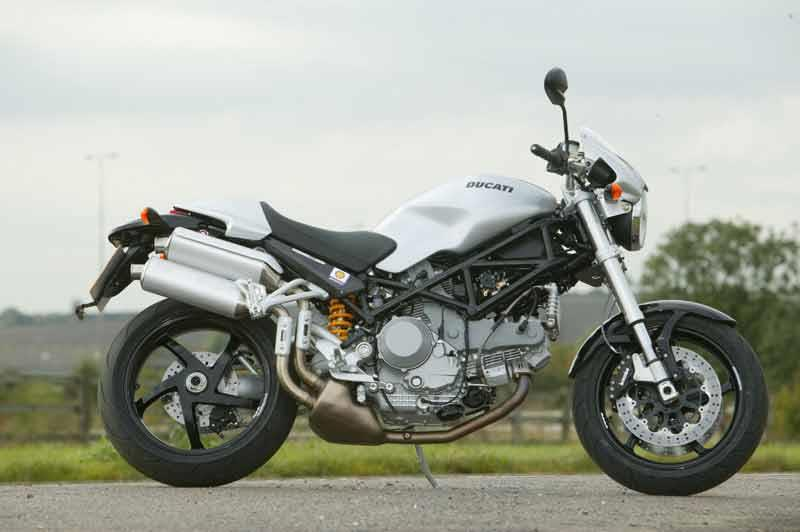 Ducati Monster 1000 2003 2005 Review Specs Prices Mcn