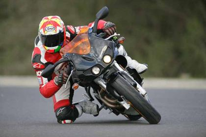 Buell XB12R Firebolt motorcycle review - Riding
