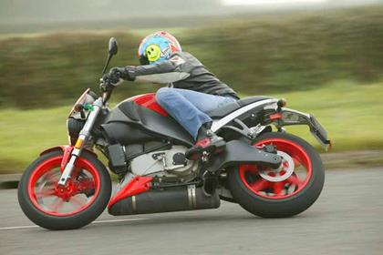 Buell XB12S Lightning motorcycle review - Riding