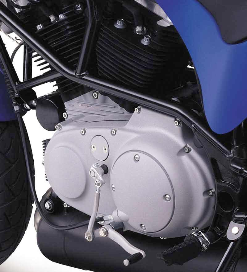 Buell M2 Cyclone Mods on