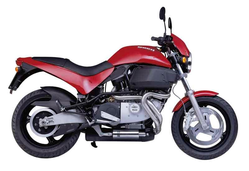 BUELL M2 CYCLONE (1997-2002) Review | MCN
