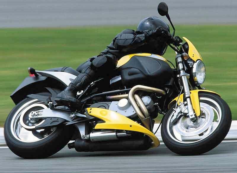 BUELL X1 LIGHTNING (1998-2002) Review, Specs & Prices | MCN