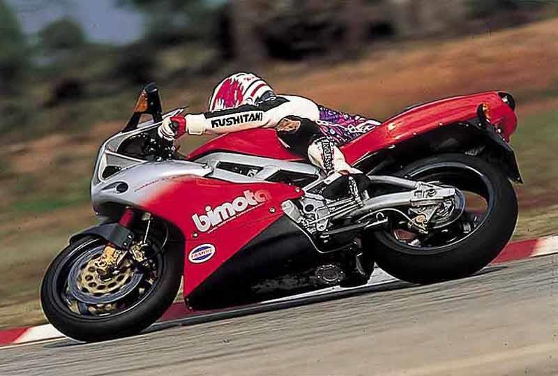 BIMOTA BB1 SUPERMONO (1995-1999) Review   MCN