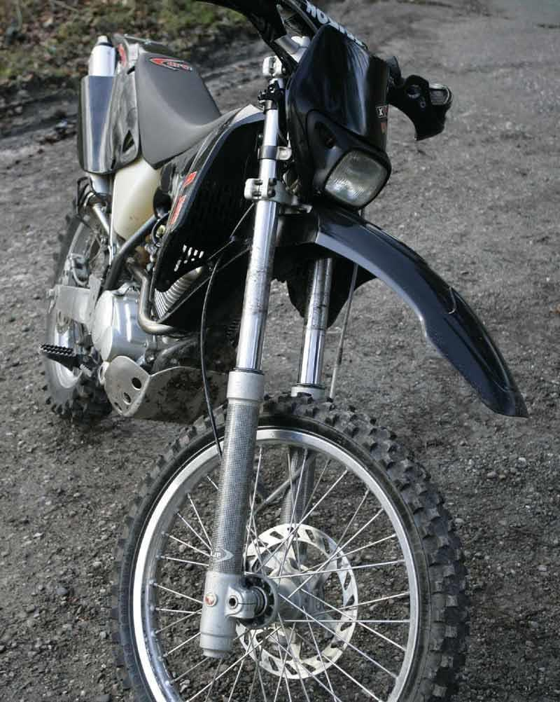 AJP PR4 Enduro - for those who love riding - Moto
