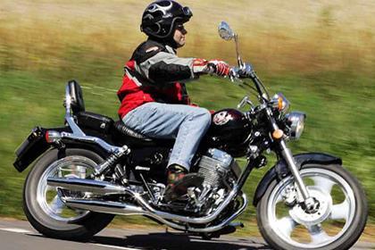 AJS Regal Raptor motorcycle review - Riding