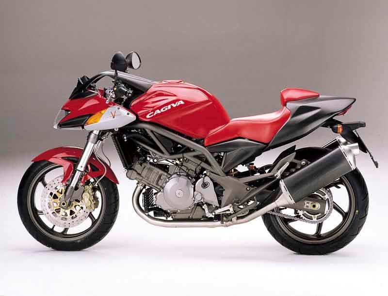 CAGIVA RAPTOR 1000 (2000-2005) Review | MCN