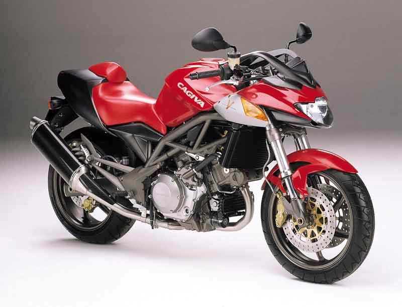 19152c3b44628 ... Cagiva Raptor 1000 motorcycle review - Side view ...
