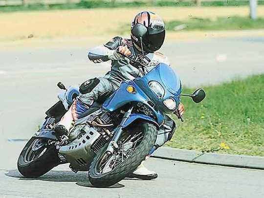 CAGIVA CANYON 500  (1996-2002)