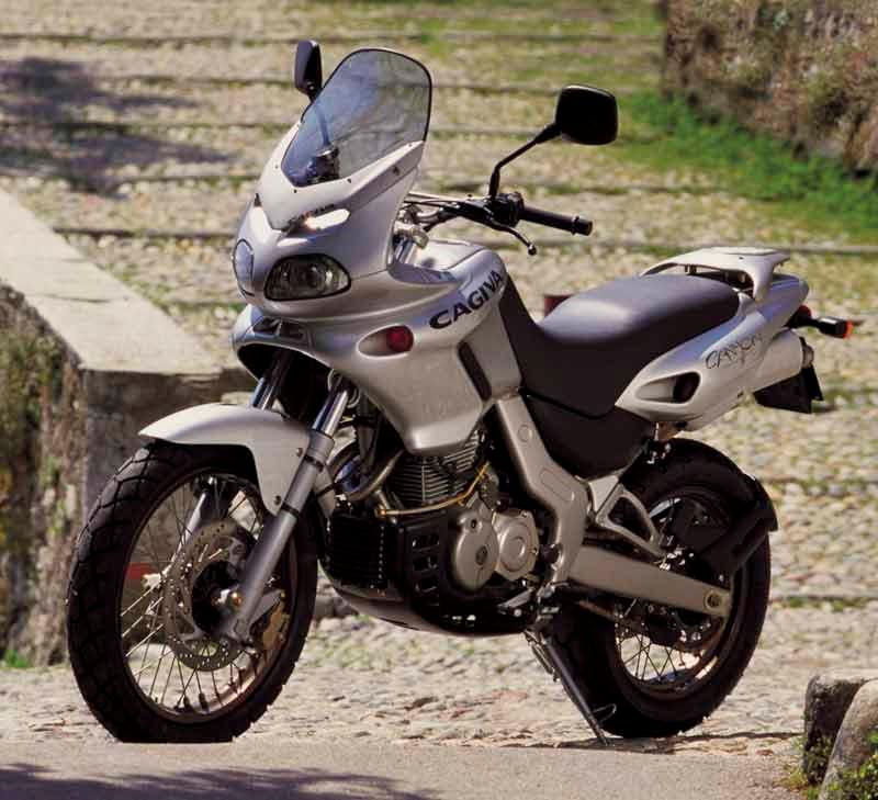 Cagiva Canyon 500 1996 2002 Review Mcn