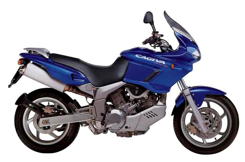 Cagiva Navigator 2000 On Review Mcn